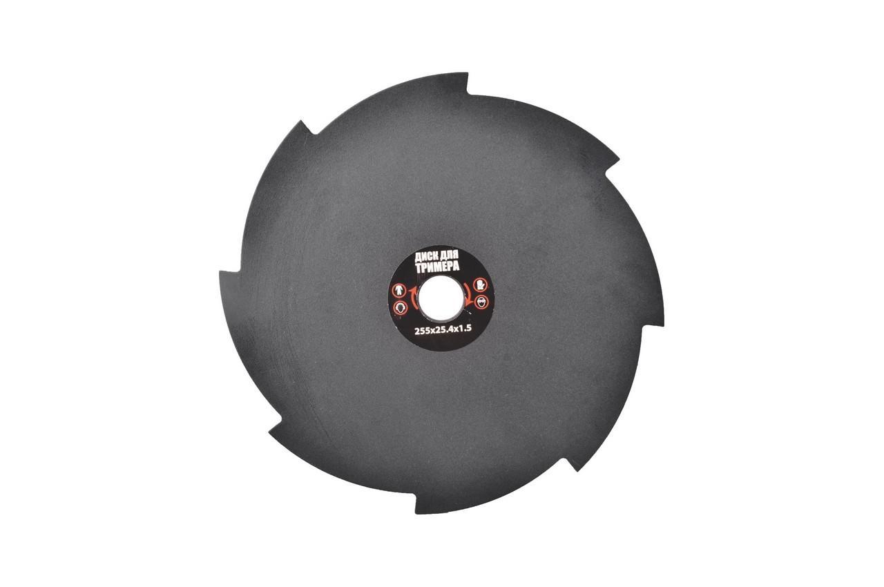 Диск для триммера Гранит - 8Т x 255 x 25,4 мм