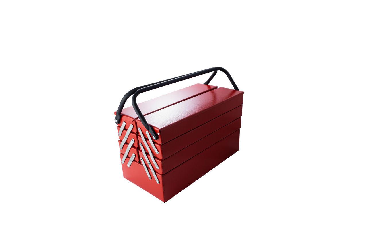 Ящик для инструмента Гранит - 430 мм x 7 секций, металлический