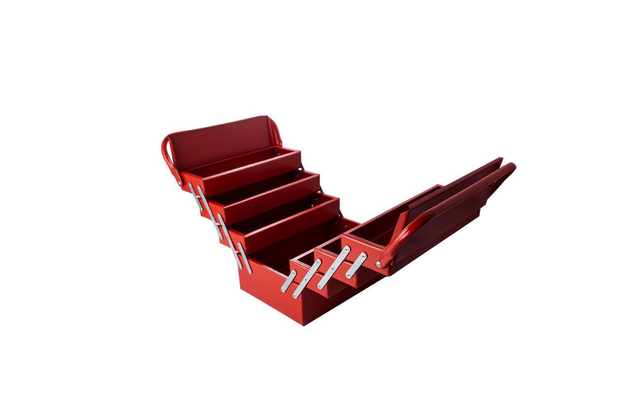 Ящик для инструмента Гранит - 330 мм x 7 секций, металлический