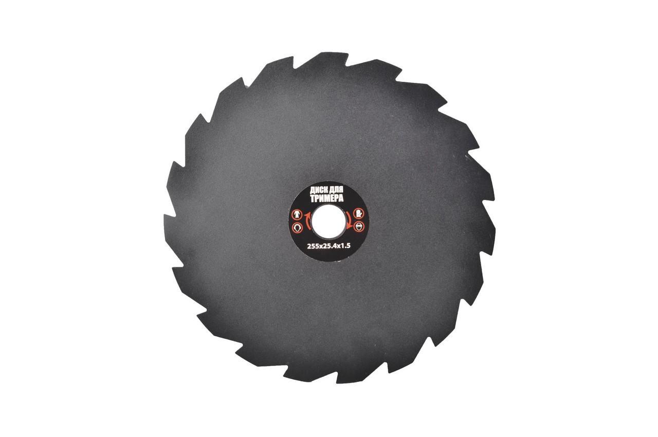 Диск для триммера Гранит - 19Т x 255 x 25,4 мм