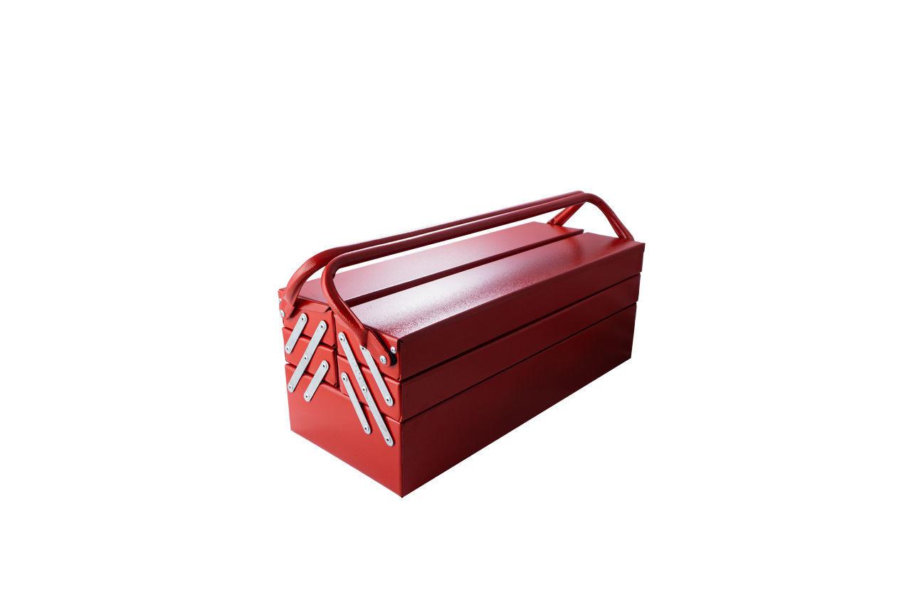 Ящик для инструмента Гранит - 550 мм x 5 секций, металлический