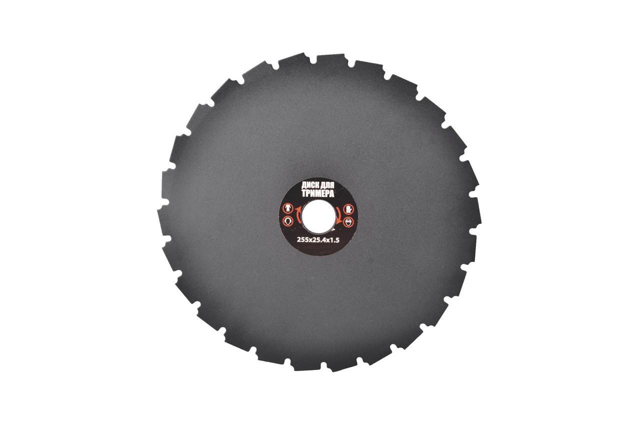 Диск для триммера Гранит - 26Т x 255 x 25,4 мм