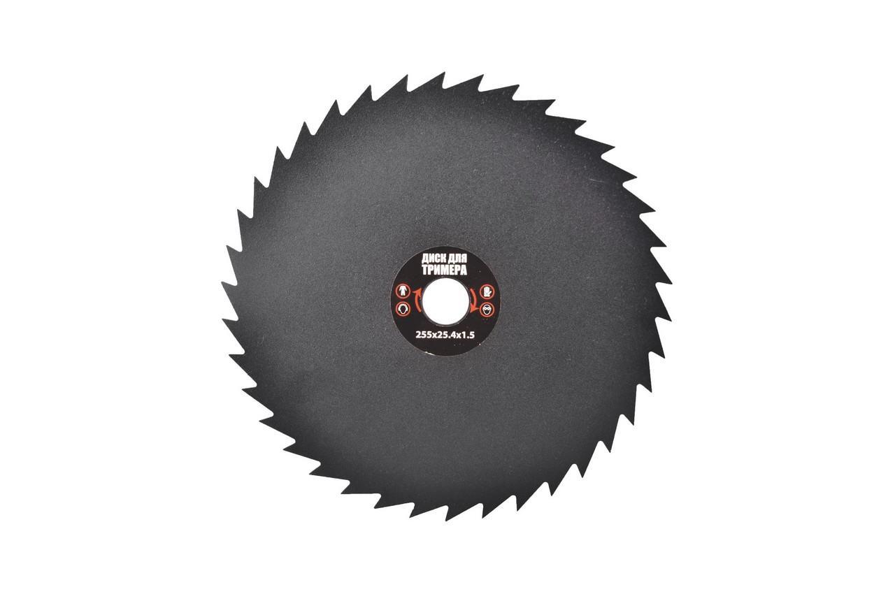 Диск для триммера Гранит - 40Т x 255 x 25,4 мм