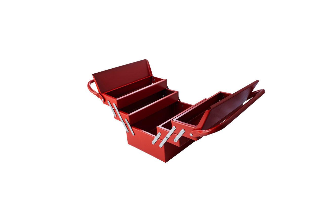 Ящик для инструмента Гранит - 330 мм x 5 секций, металлический