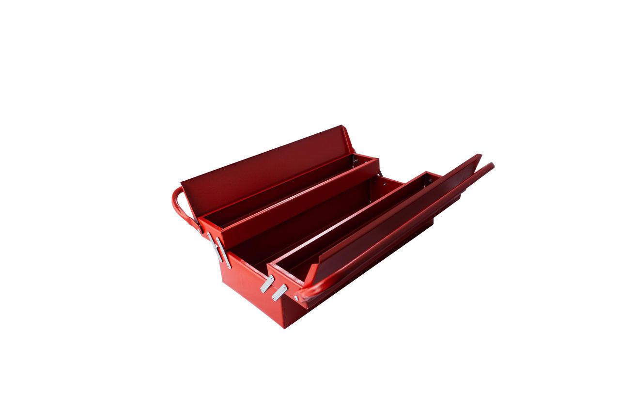 Ящик для инструмента Гранит - 550 мм x 3 секции, металлический