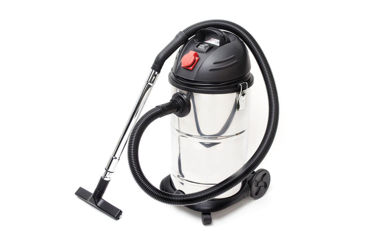 Пылесос промышленный Intertool - 1400 Вт x 30 л