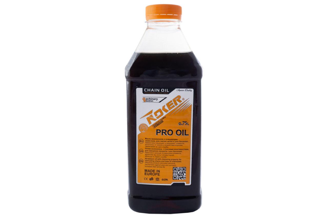 Масло для смазки цепей PRC - УЗФАМ - 0,7 л, темное, 649