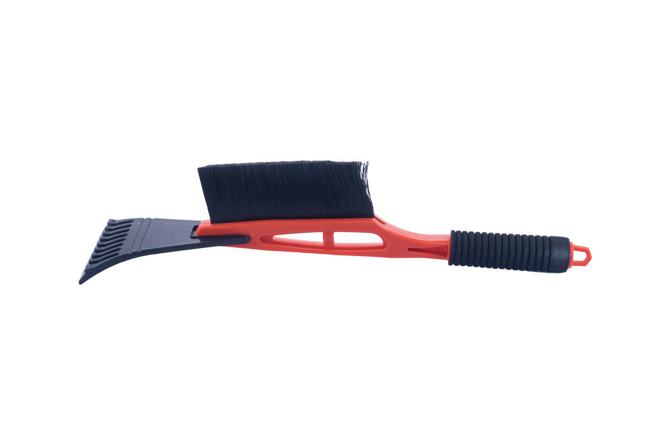 Щетка со скребком Intertool - 450 мм