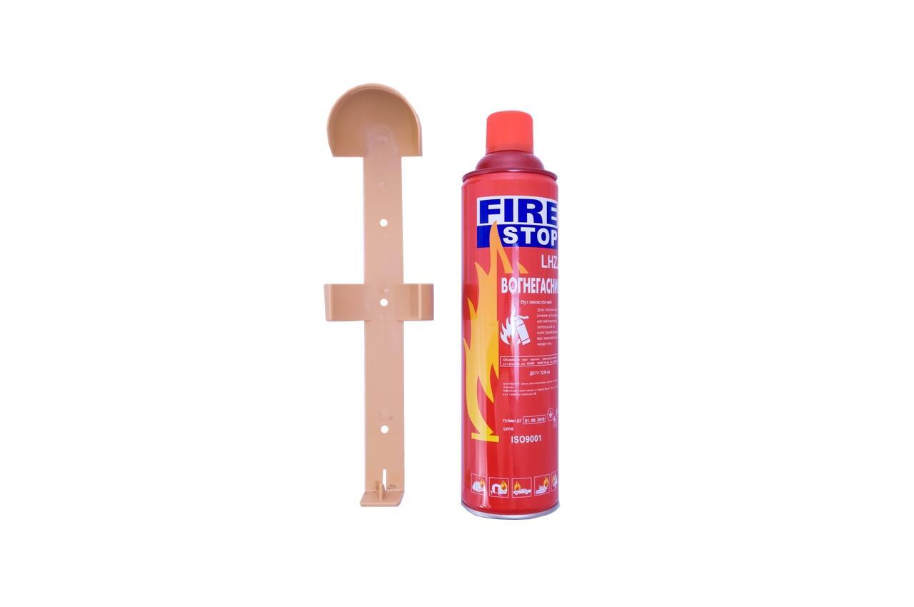 Огнетушитель автомобильный PRC - 1 л