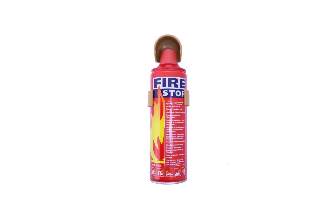 Огнетушитель автомобильный PRC - 0,5 л, F2
