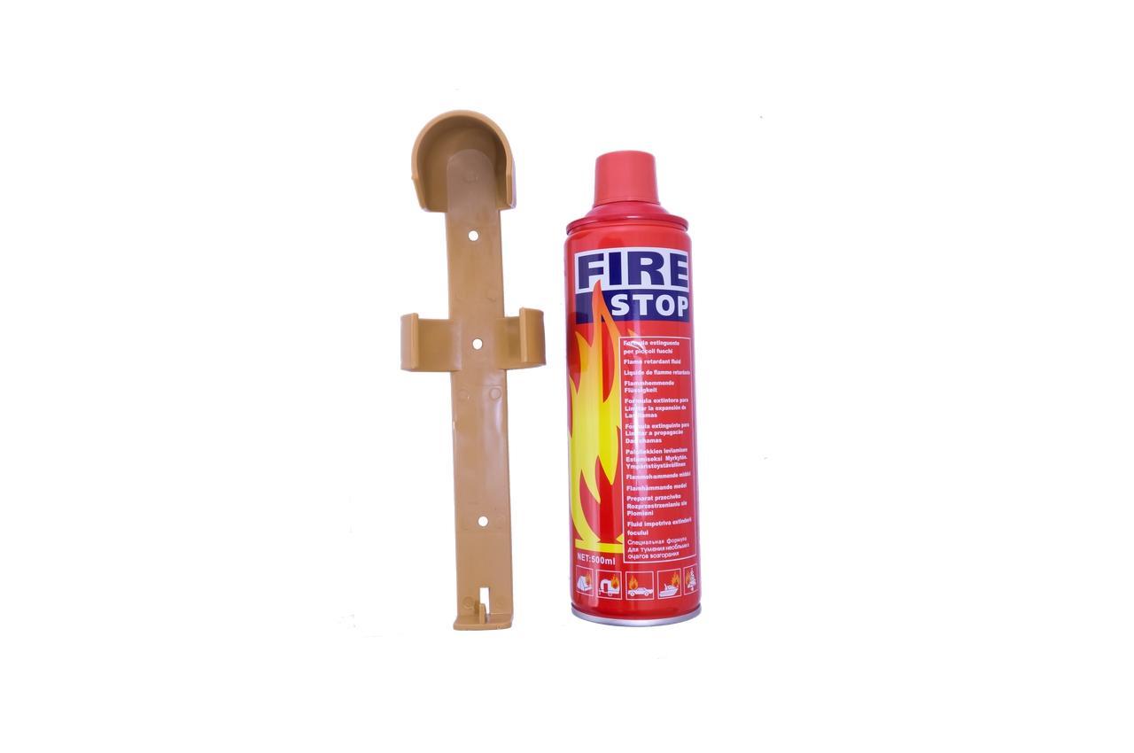 Огнетушитель автомобильный PRC - 0,5 л