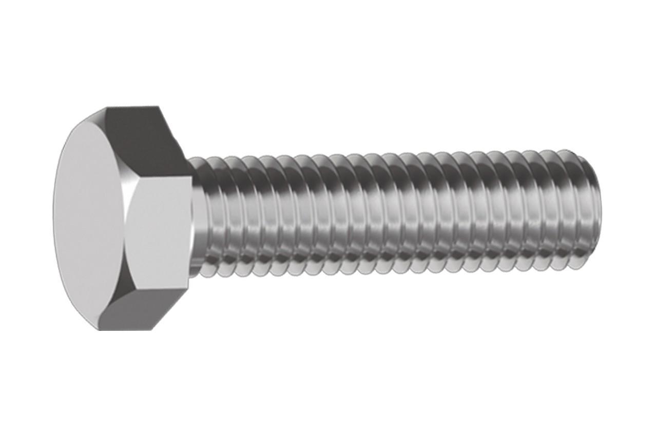 Болт шестигранный Sroub - М12 x 30 мм DIN933 (50 шт.), 95194