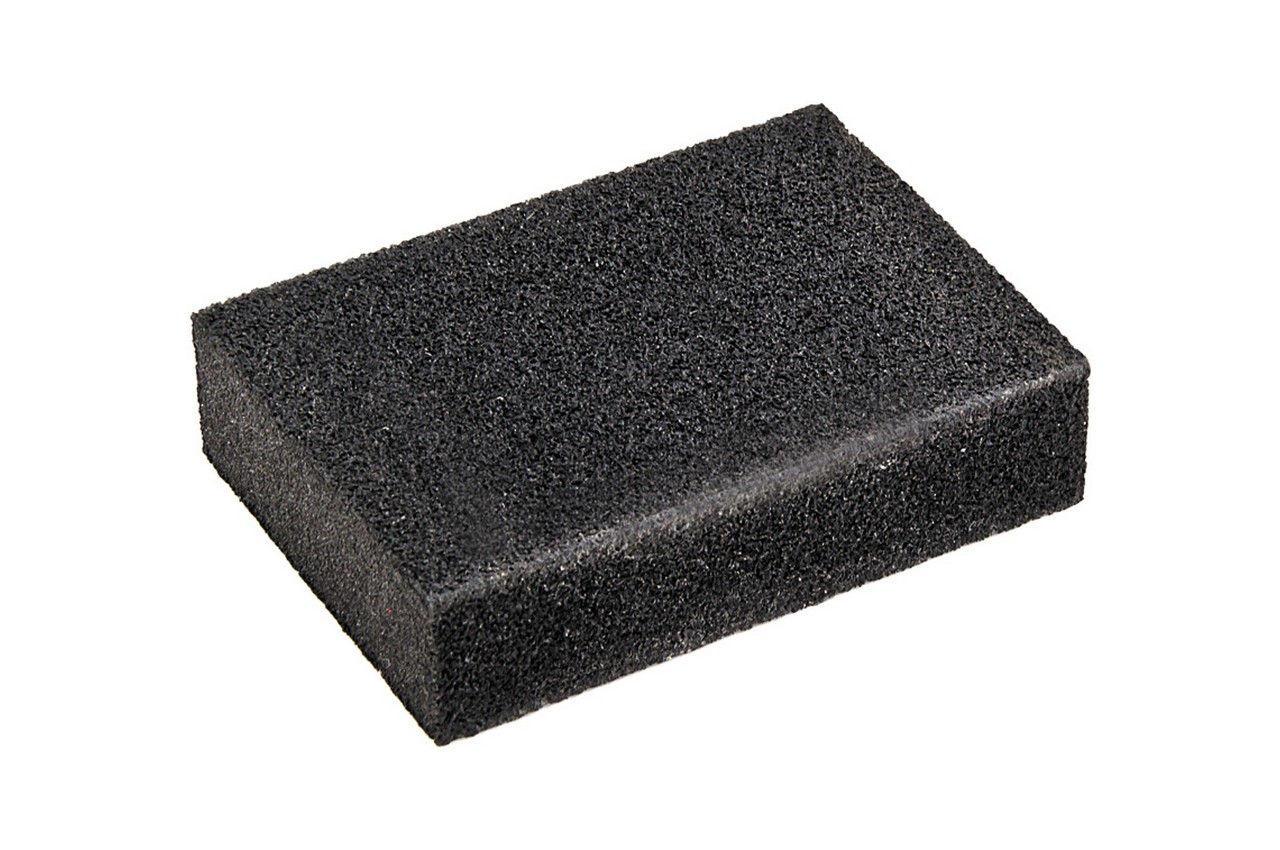 Губка шлифовальная Mastertool - 125 x 100 x 12 мм P180