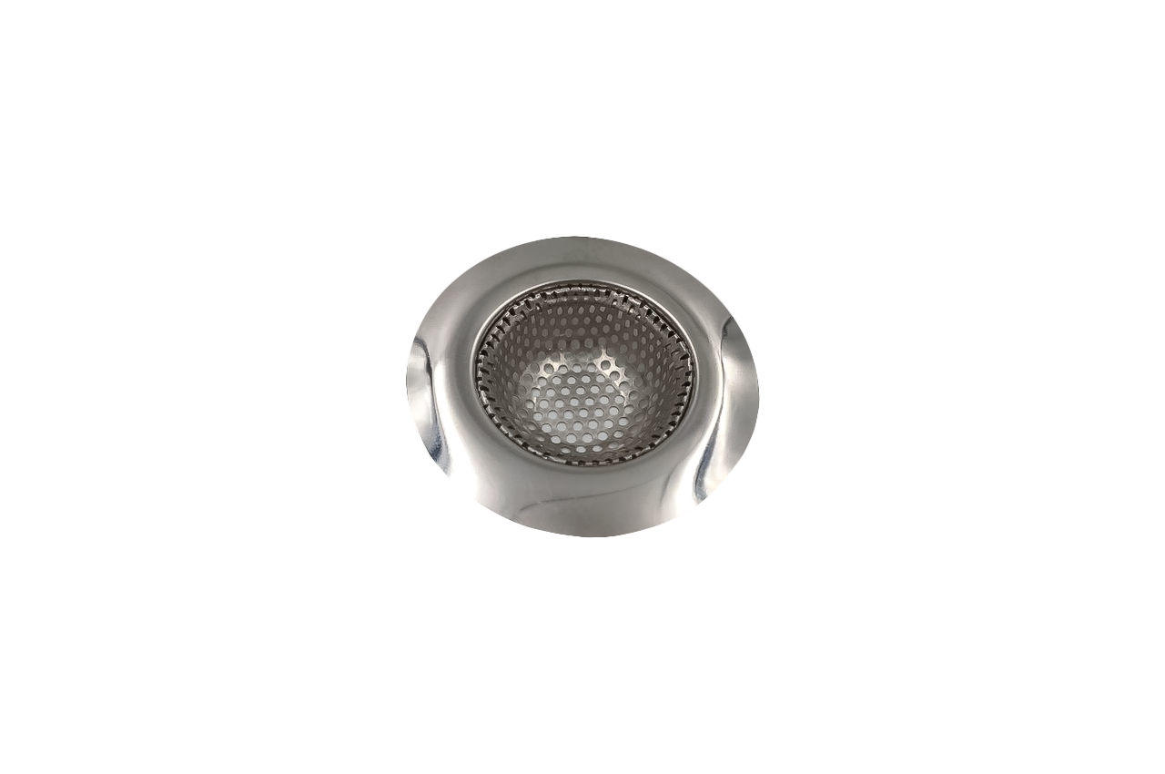 Сетка для раковины Empire - 70 мм, нержавеющая