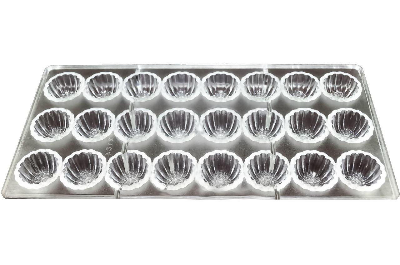 Форма для шоколада Empire - 270 x 133 x 25 мм, ажурные