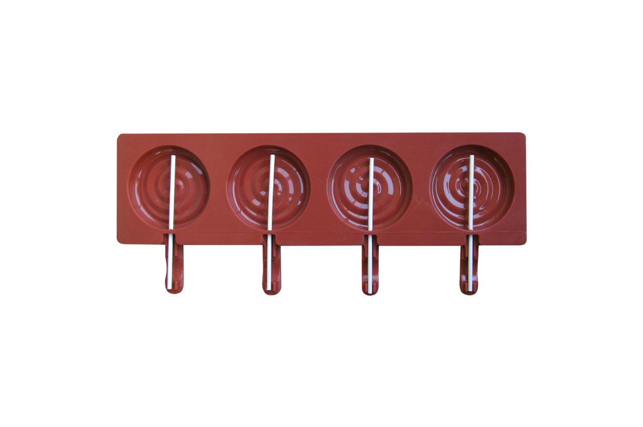 Форма для леденцов Empire - 355 x 140 x 15 мм, спираль
