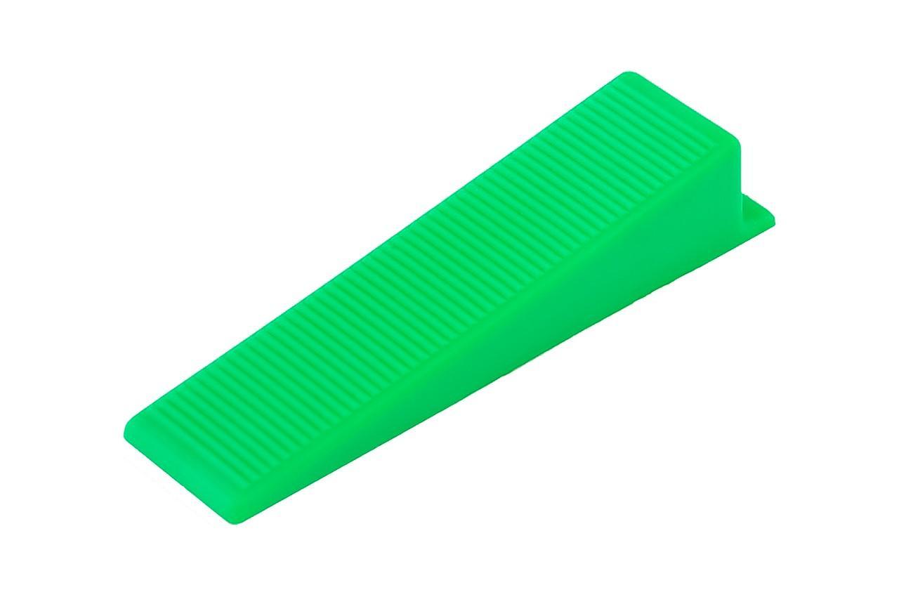 Клин для выравнивания полов Mastertool - 22 x 90 мм (50 шт.)