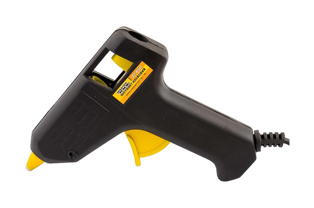 Пистолет клеевой Mastertool - 7,2 мм x 20 Вт