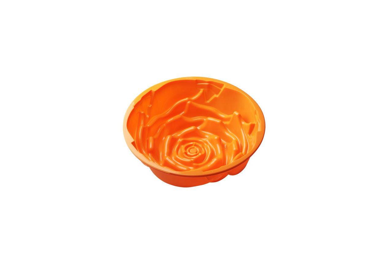 Форма для выпечки Empire - 235 x 70 мм, роза