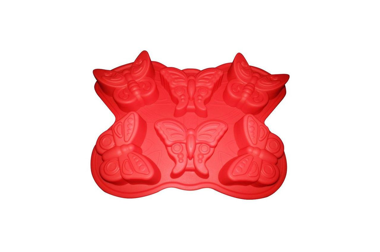 Форма для выпечки Empire - 65 x 25 мм, бабочки