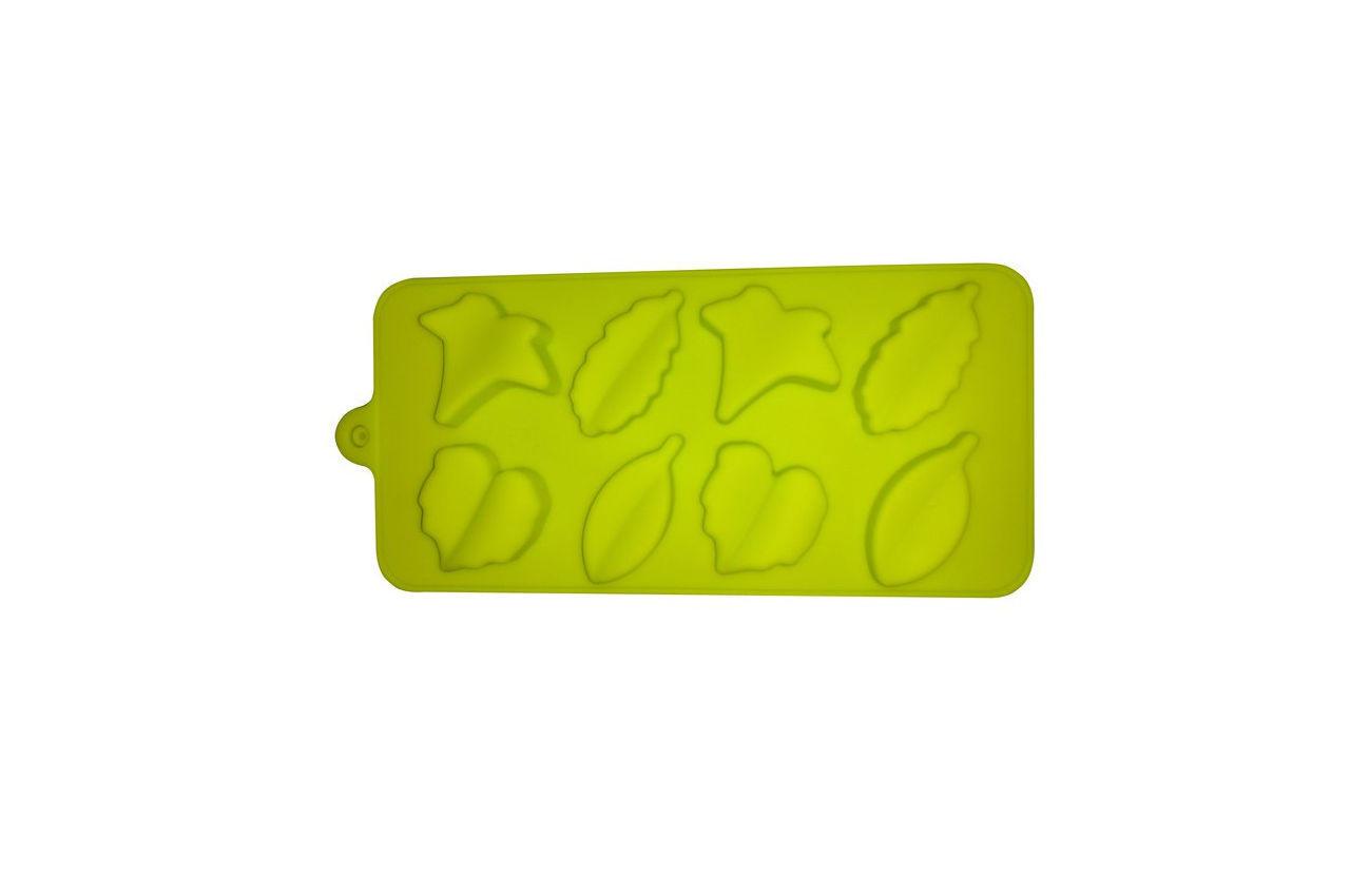 Форма для выпечки Empire - 200 x 100 x 10 мм, листья ассорти
