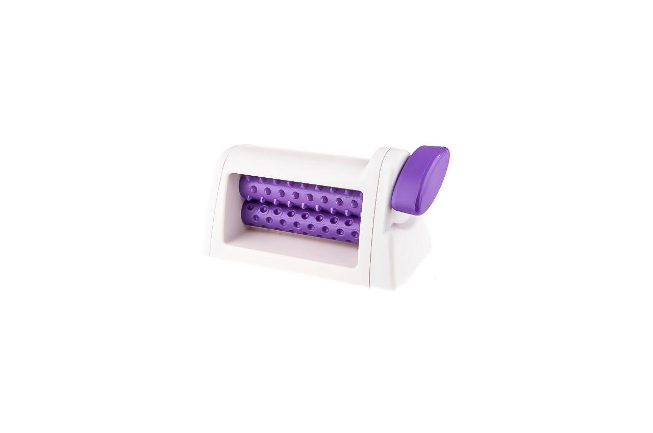 Плунжер роликовый для мастики Empire - полоски, 8133