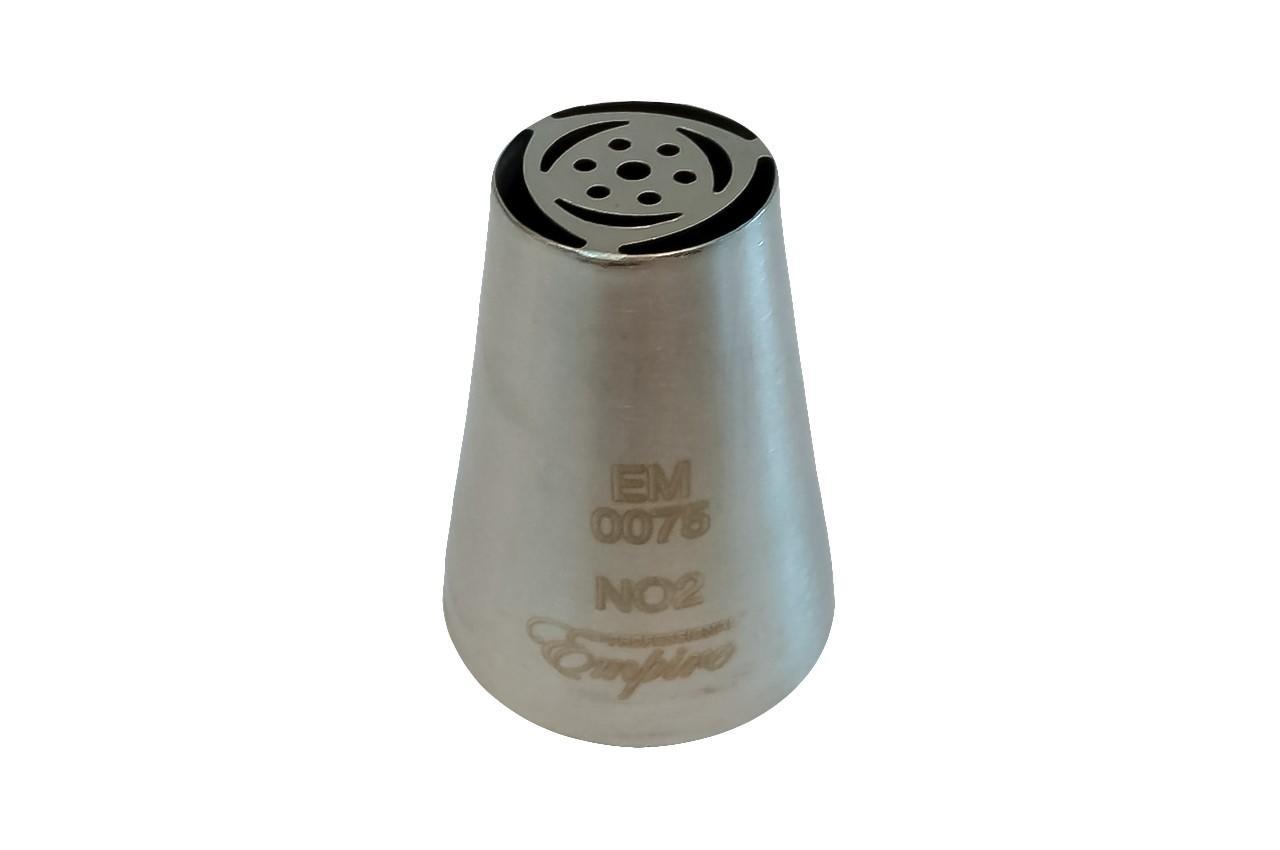 Насадка кондитерская Empire - 42 мм, тюльпан с тычинками