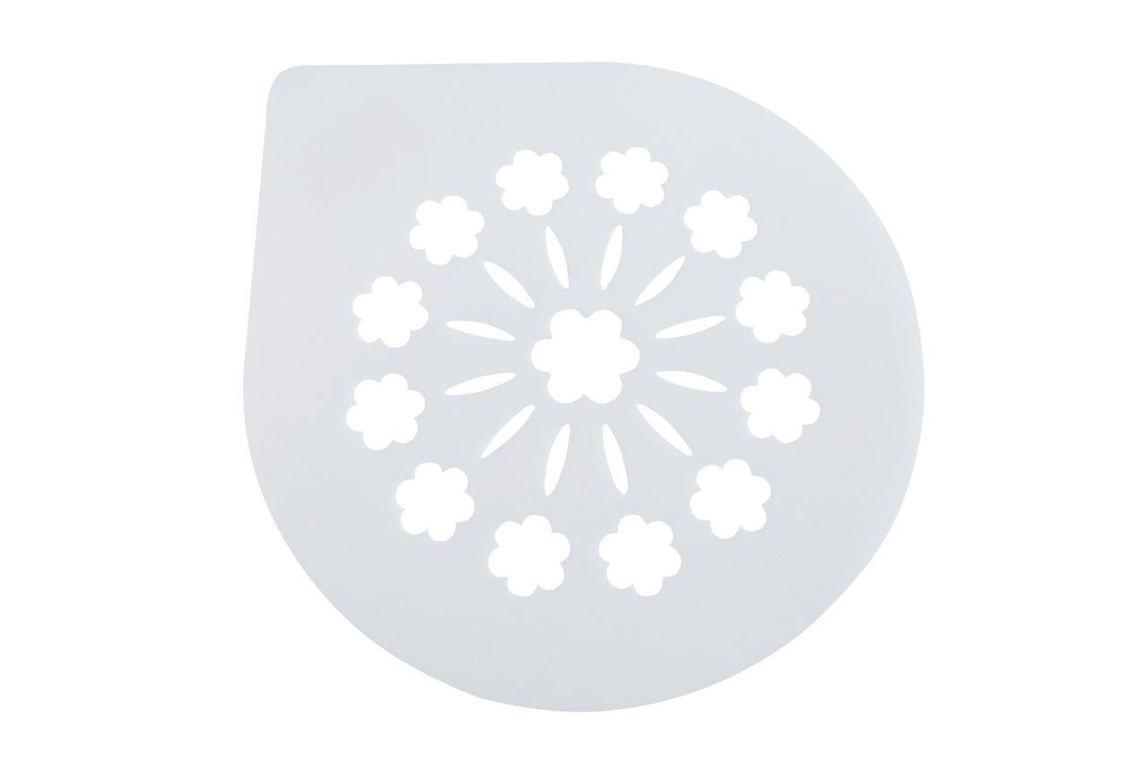 Трафарет для торта Empire - 255 мм, цветы