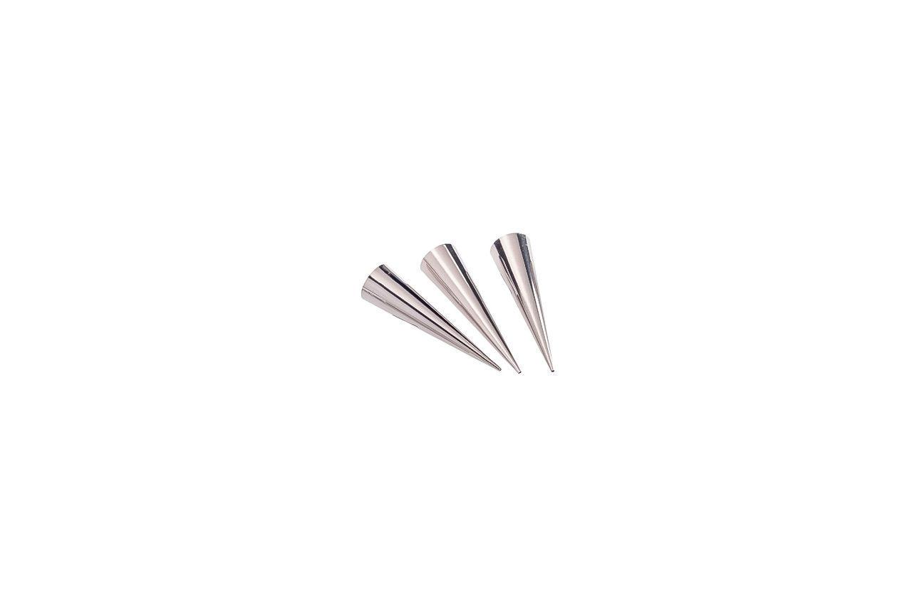 Набор конусов для трубочек Empire - 115 мм (6 шт.)
