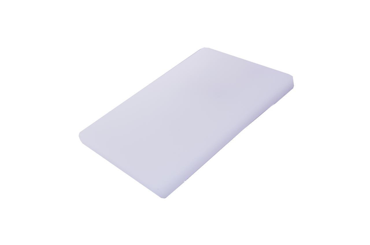 Доска разделочная Empire - 440 x 300 x 20 мм, белая