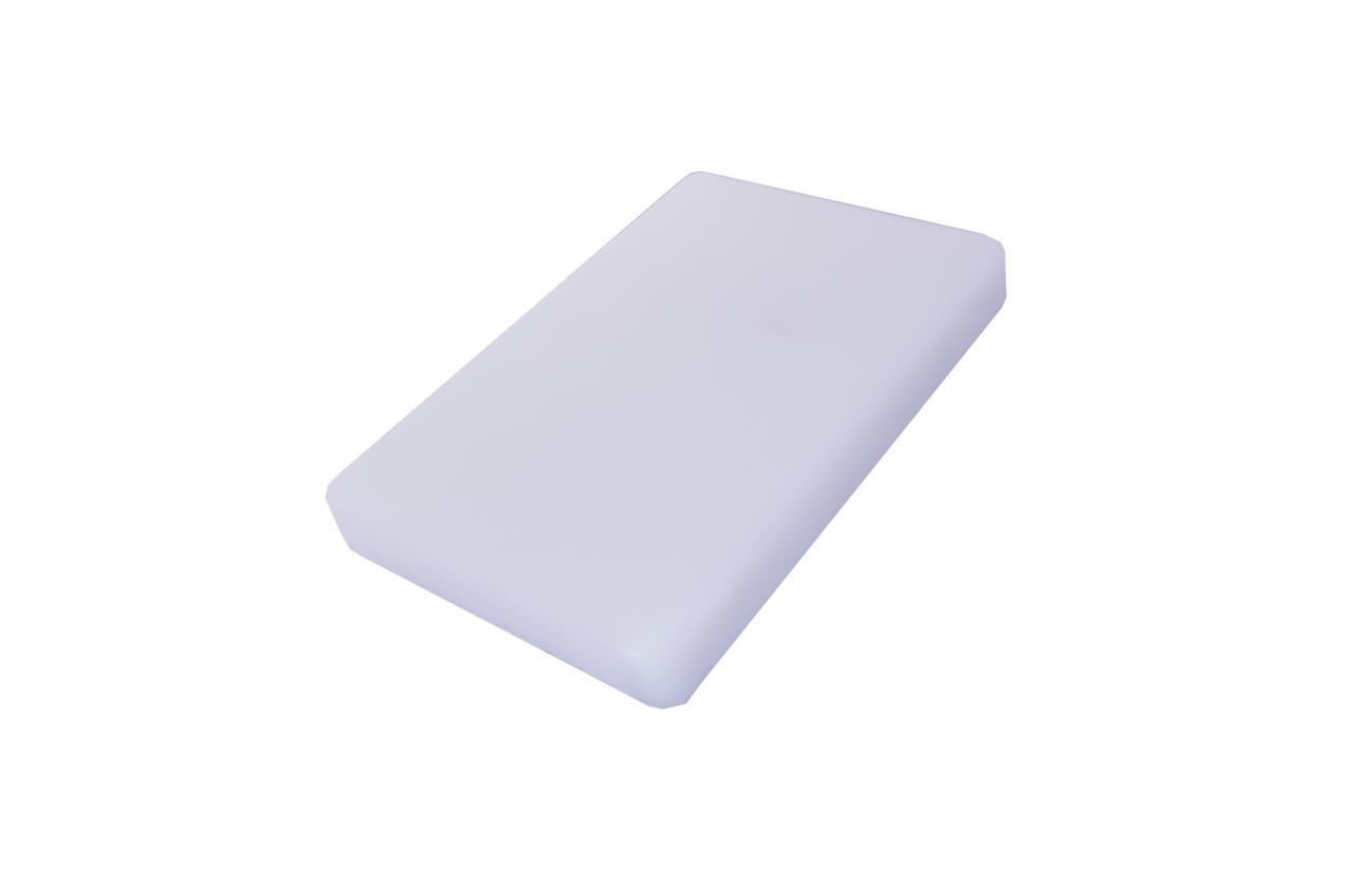 Доска разделочная Empire - 440 x 300 x 50 мм, белая
