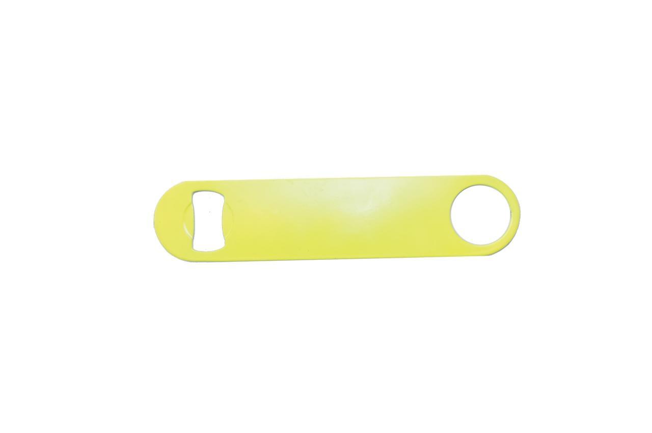 Открывалка для бутылок Empire - 180 мм, желтая