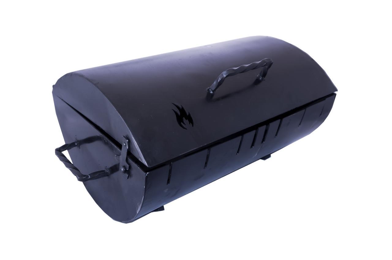 Мангал-барбекю DV - 470 x 450 x 2 мм, горячекатаный
