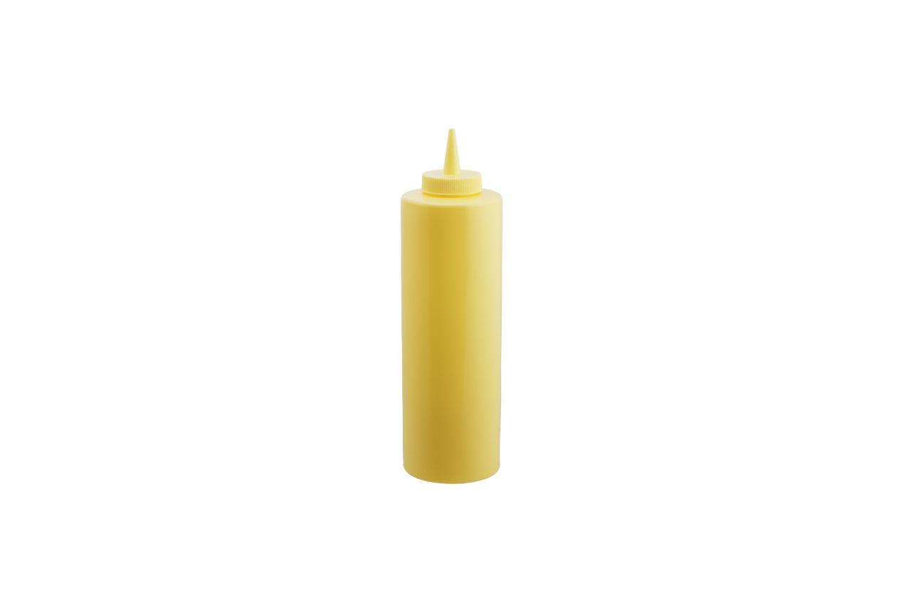Диспенсер для соусов и сиропов Empire - 350 мл, желтый, 7082