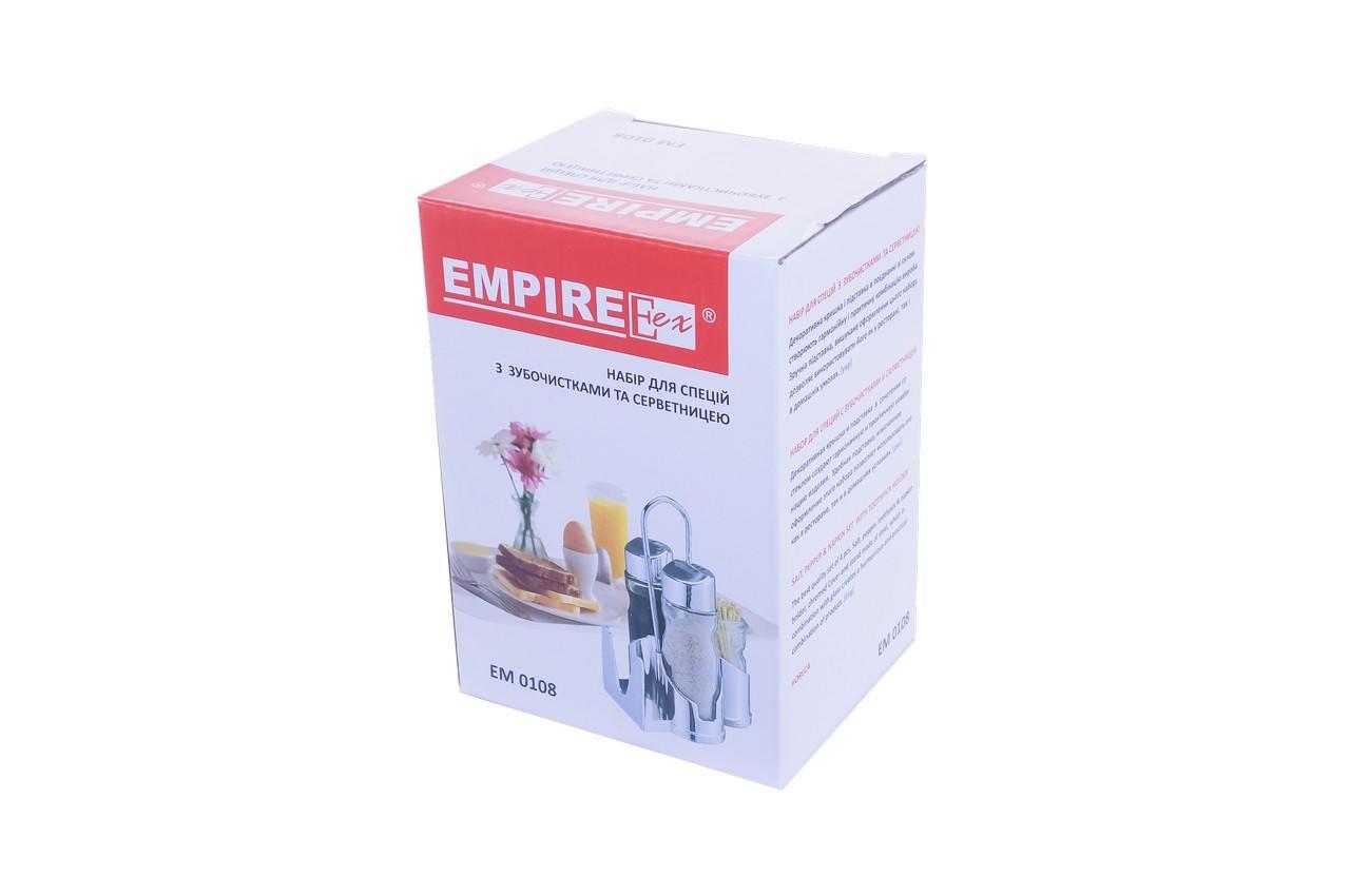 Набор для специй Empire - 5 ед. 0107