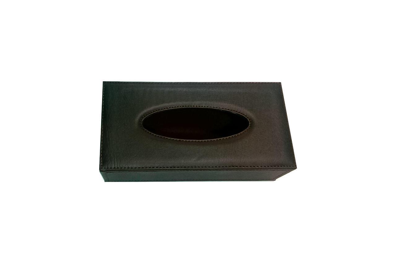 Салфетница Empire - 240 x 120 x 65 мм, коричневая, 2224