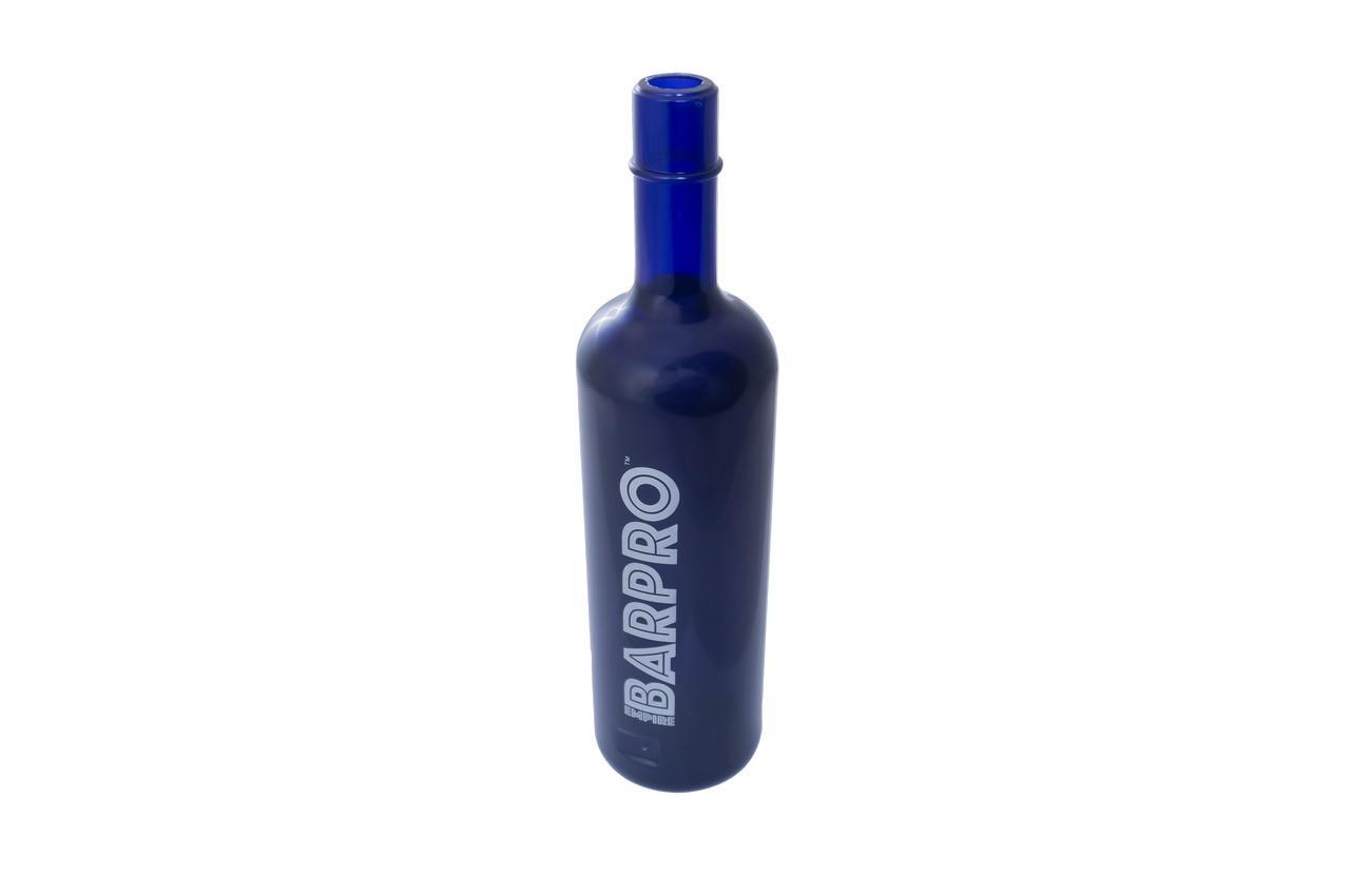 Бутылка для флейринга Empire - 295 мм, BarPro синяя