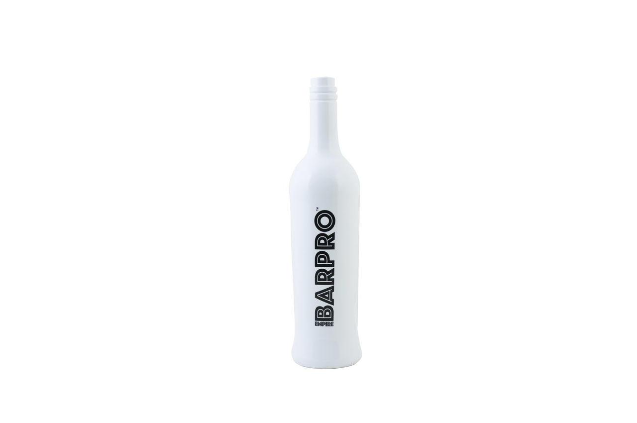 Бутылка для флейринга Empire - 300 мм, BarPro белая, 1051