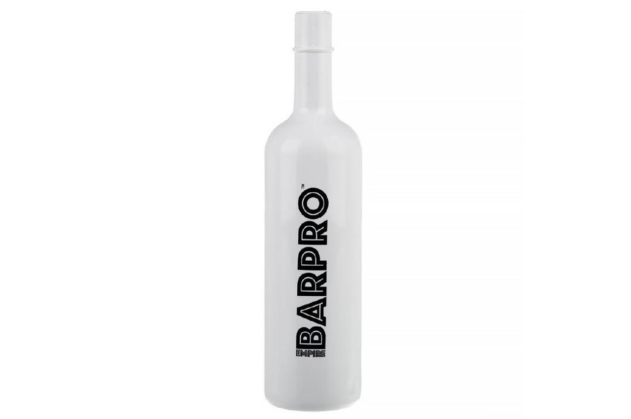 Бутылка для флейринга Empire - 290 мм, BarPro розовая