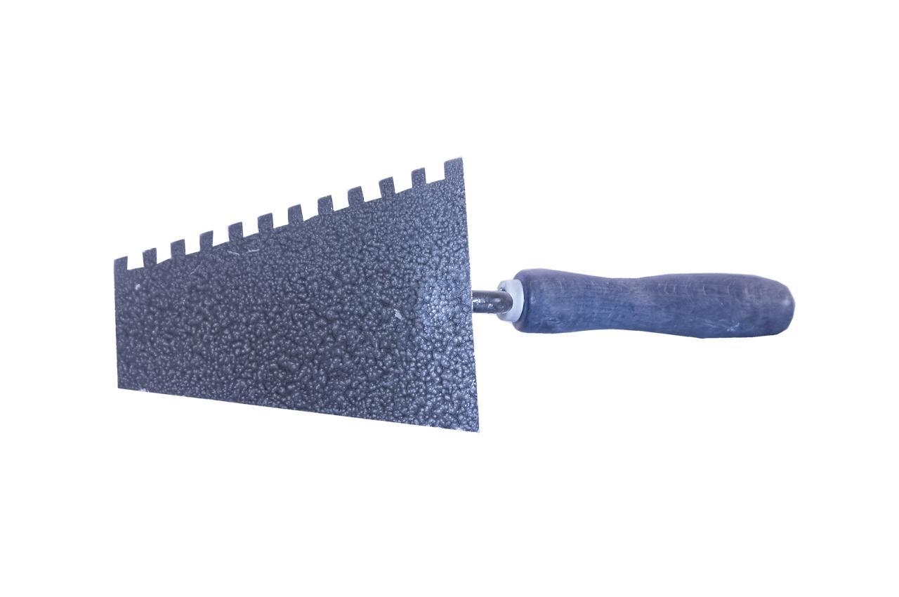 Кельма DV - 150 x 110 мм зуб 8 х 8 мм
