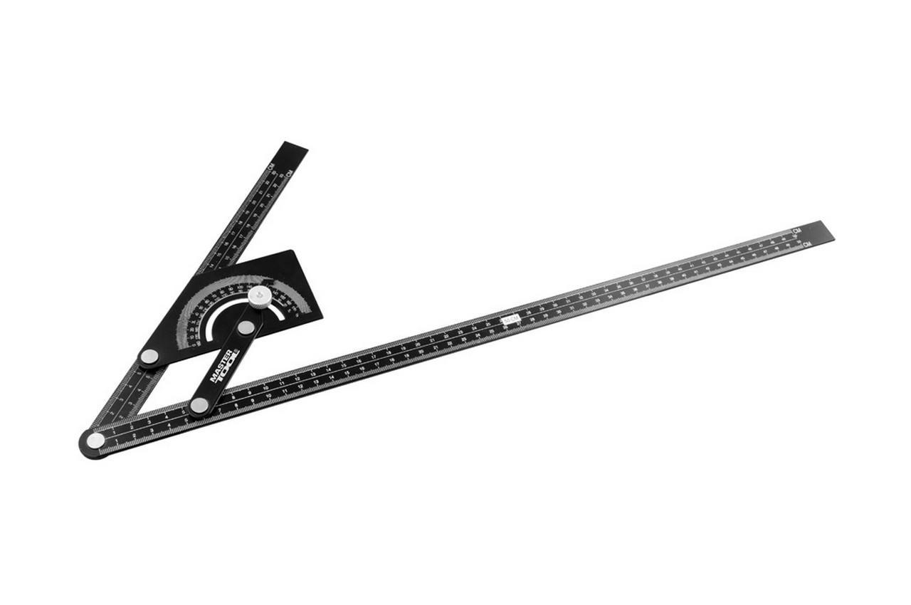 Угломер-квадрант Mastertool - 500 x 300 мм x 180°, 30-3530
