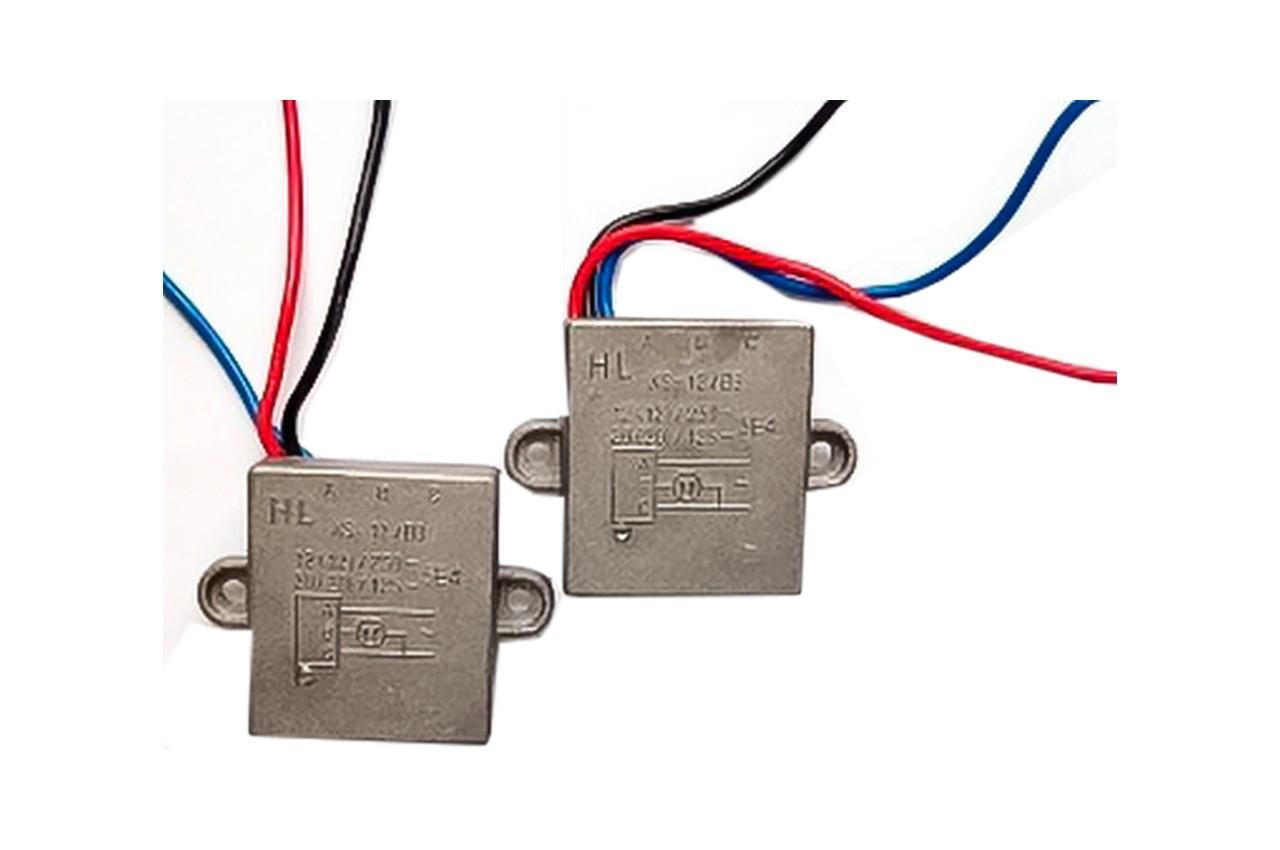 Блок плавного запуска ZPL - 3 провода ZL-15, ZL-15
