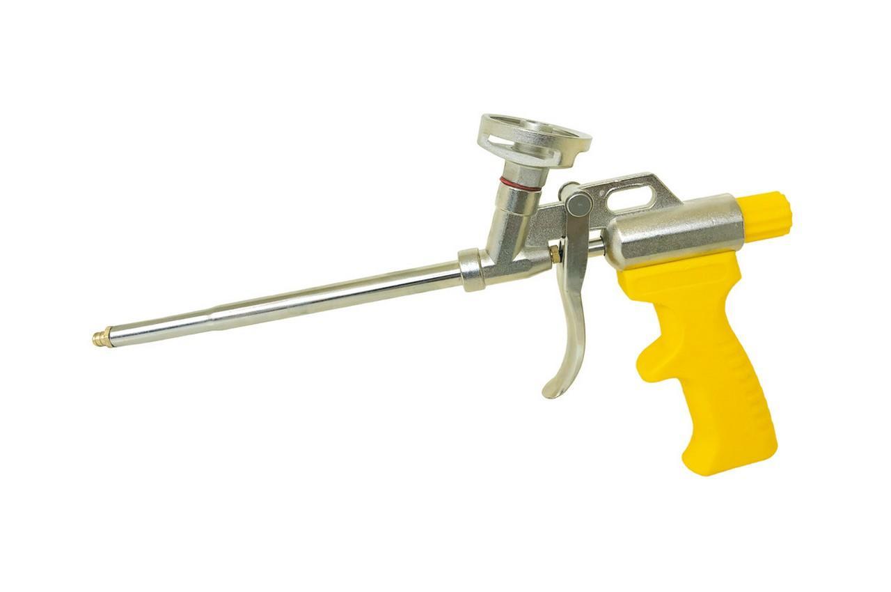 Пистолет для пены Mastertool - 320 мм, никель