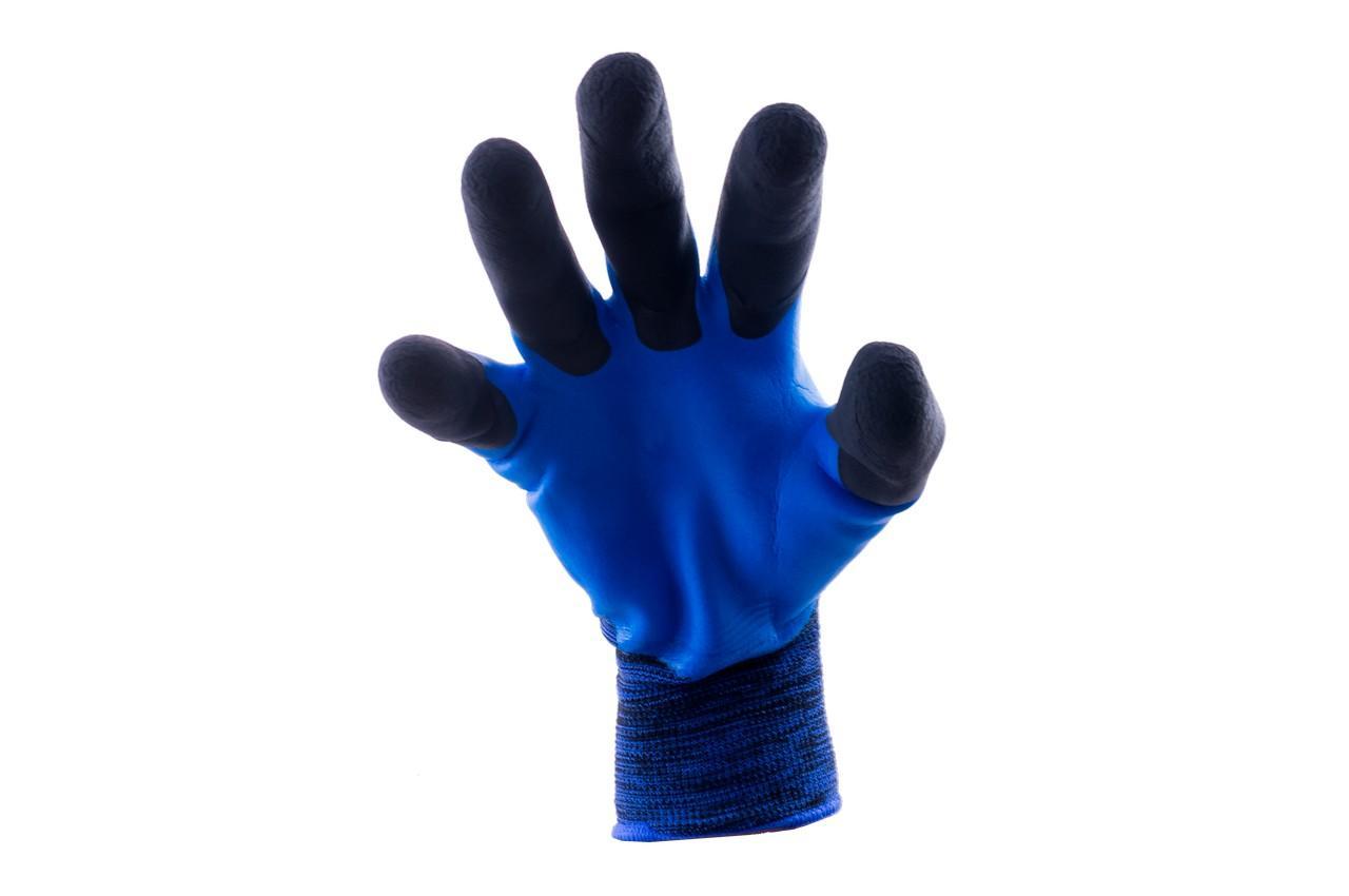 """Перчатки PRC - латексная, пена палец 10"""" 6 шт."""