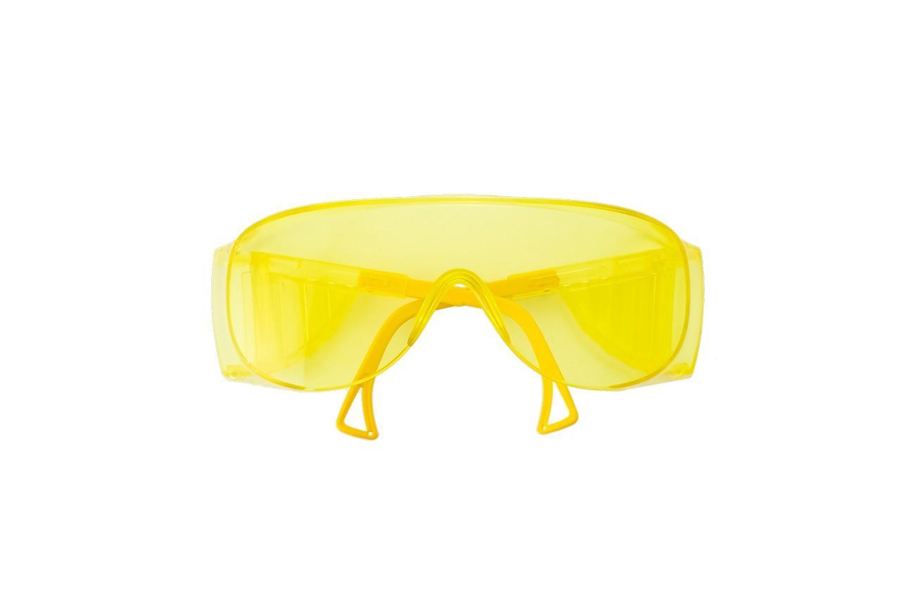Очки защитные Сила - сфера желтые