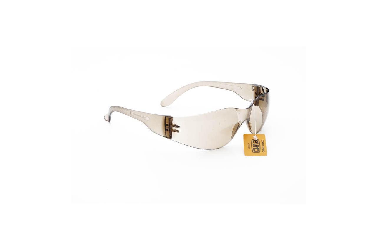 Очки защитные Сила - симплекс карие