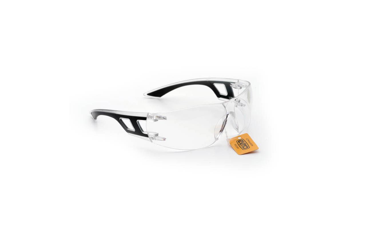 Очки защитные Сила - контраст прозрачные