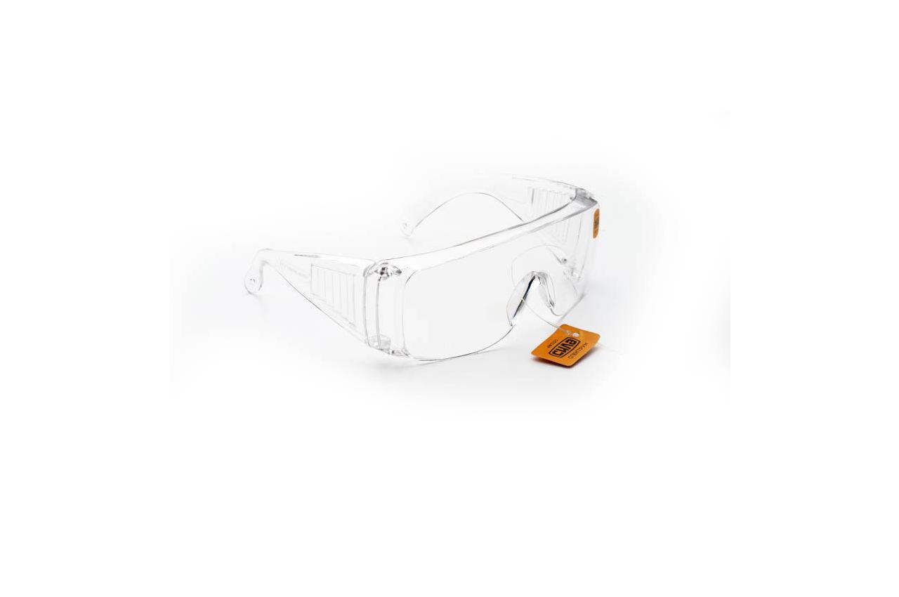Очки защитные Сила - спектрум прозрачные