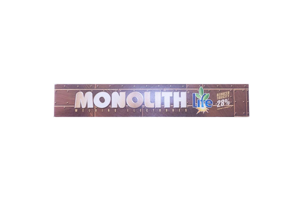 Электроды PlasmaTec - Monolith (РЦ) 2,5 мм x 1 кг