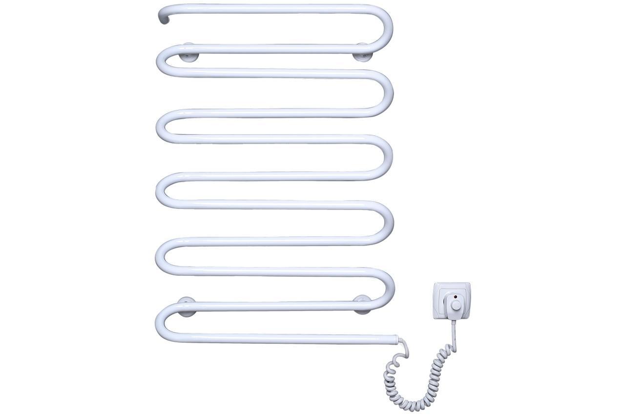 Полотенцесушитель электрический Элна - волна 11 (б-л)